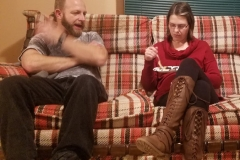 Shane and Rachel